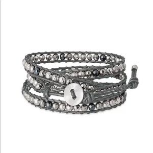 NWT Premier Designs It's A Wrap Bracelet